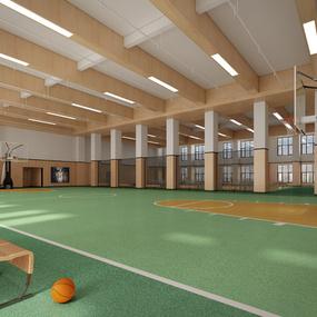 室內體育場  超強耐磨 防水防滑